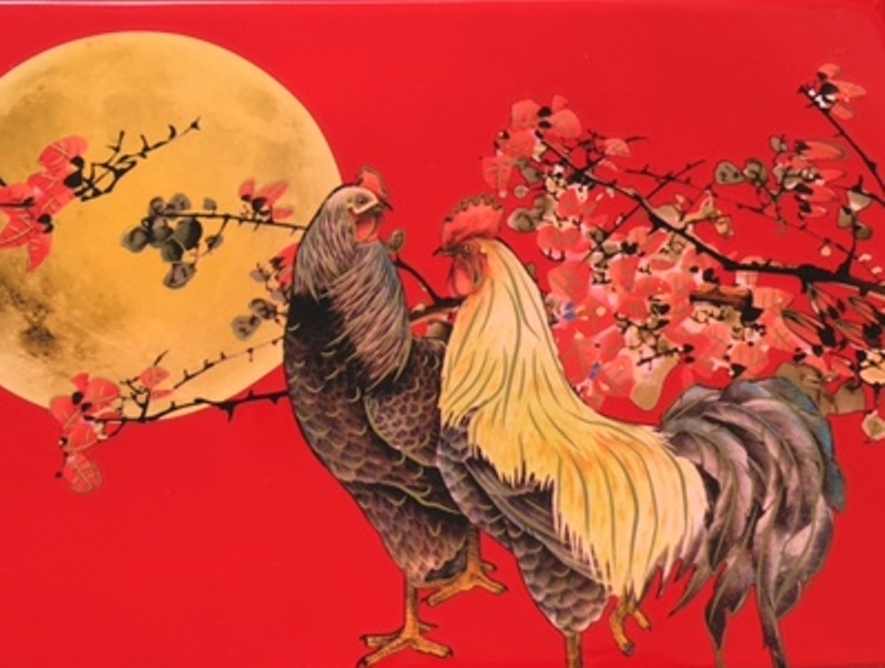 The Rooster rules this Chinese New Year