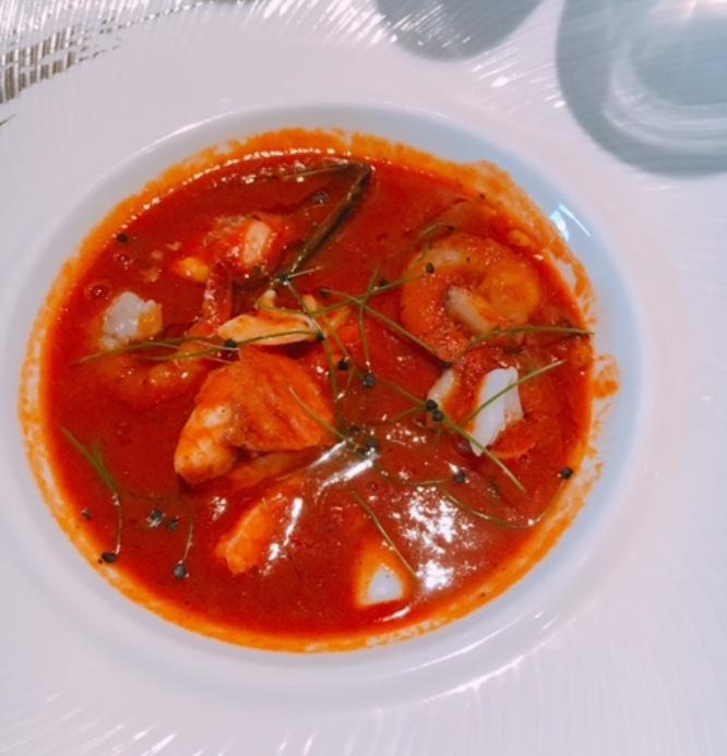 Zuppa Di Pesce Gattopardo -- Signature Gattopardo Seafood Stew