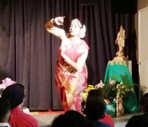 Sandhya Manoj as Vasundhara