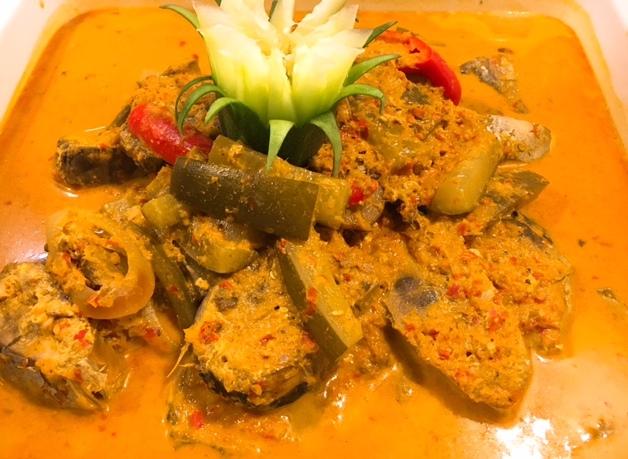 Gulai Ikan Tongkol Terengganu