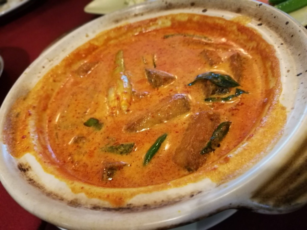 Indonesian Claypot Curry
