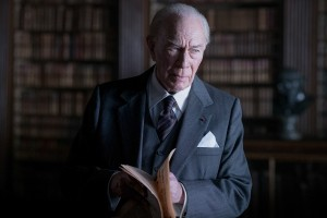 All The Money In The World, with christopher Plummer