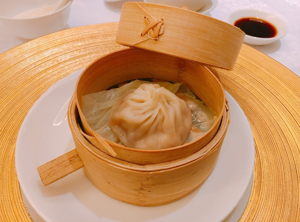 Shanghainese Dumpling or Xiao Long Bao