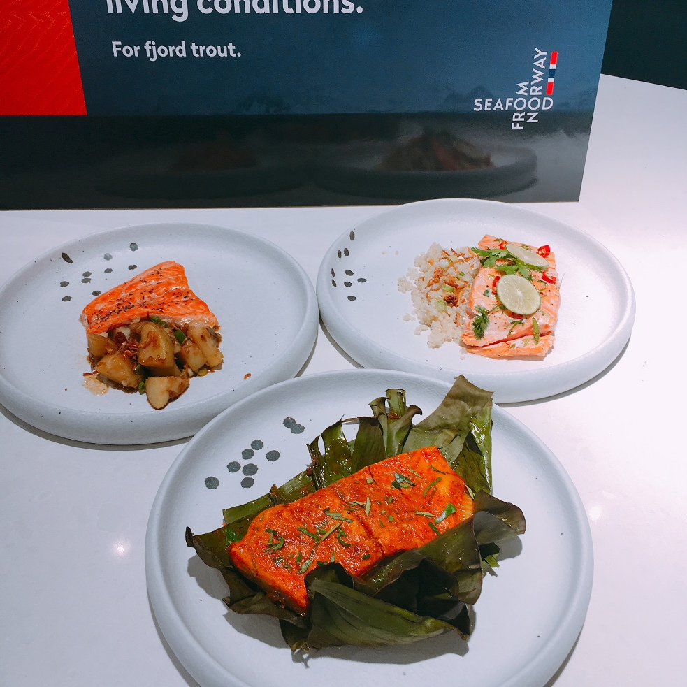 Three wholesome and delicious dishes for Ramadan with Norwegian Fjord Trout