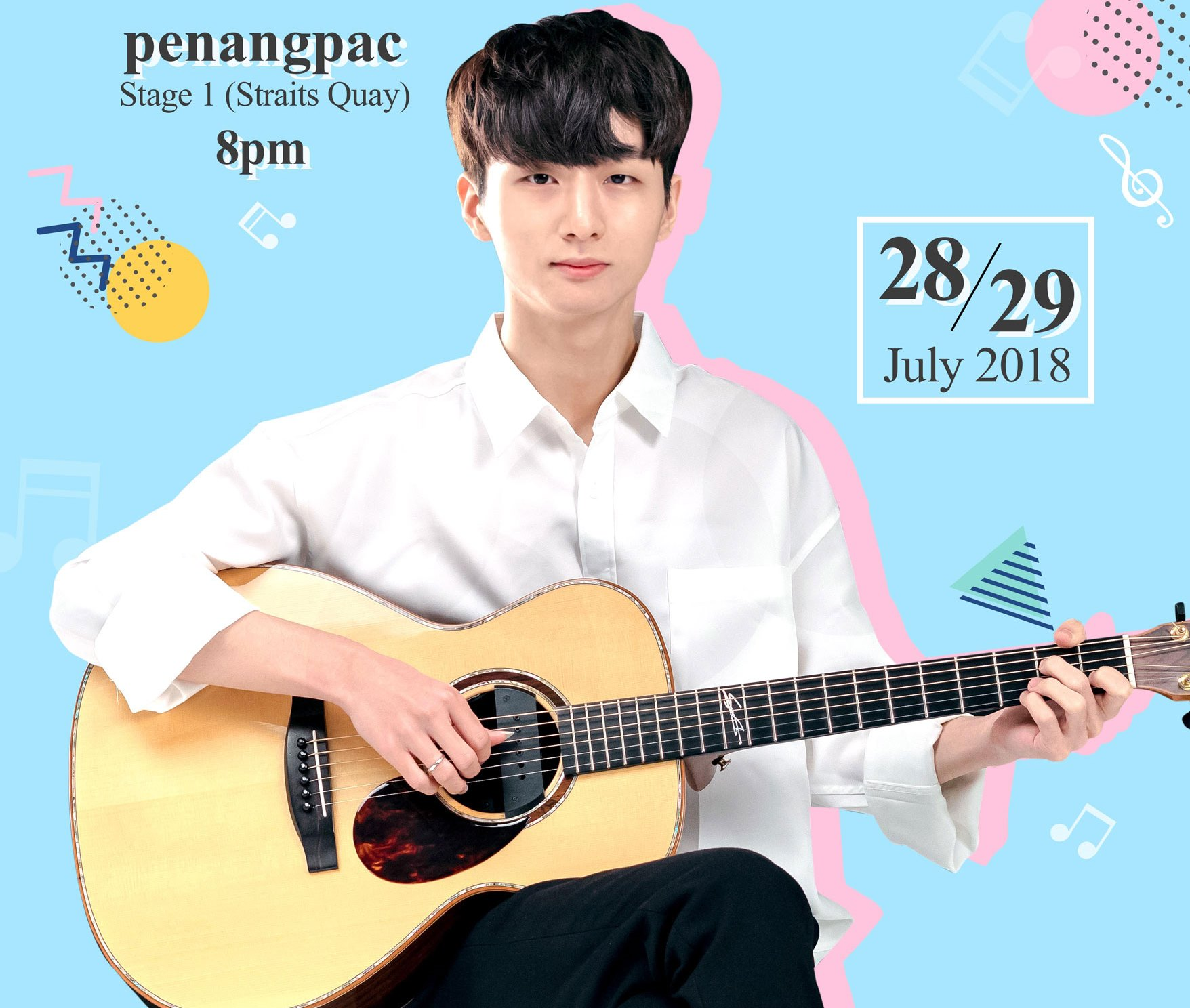 korean guitar prodigy live in penang Child prodigy kids with exceptional musical talent and abilities.