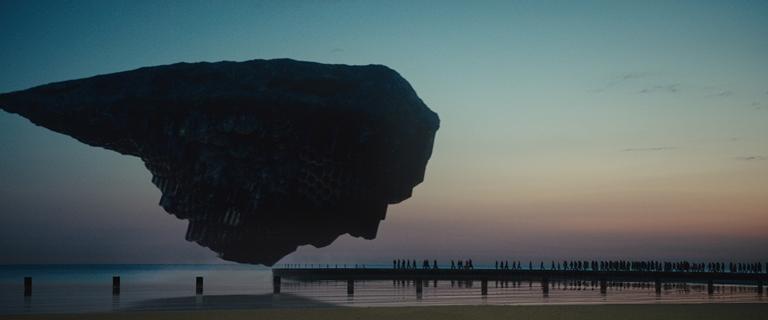 Sci-fi take with Captive State movie - Hooi Khaw & Su